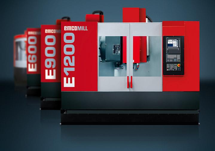EMCO Emcomill series